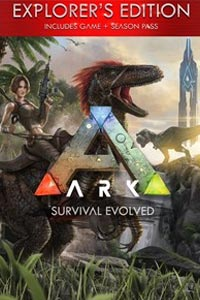 Ark: Survival Evolved Explorer's Edition: Cover Screenshot