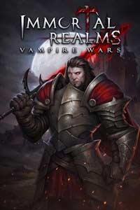 Immortal Realms: Vampire Wars: Cover Screenshot