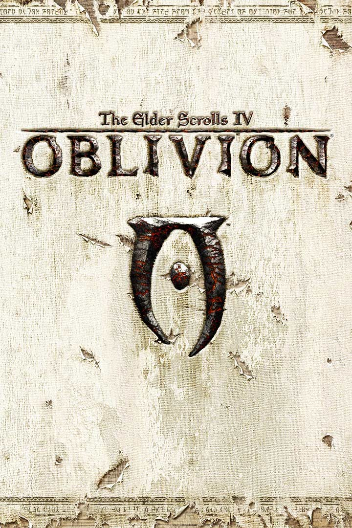 The Elder Scrolls IV: Oblivion Game of the Year Edition: Cover Screenshot