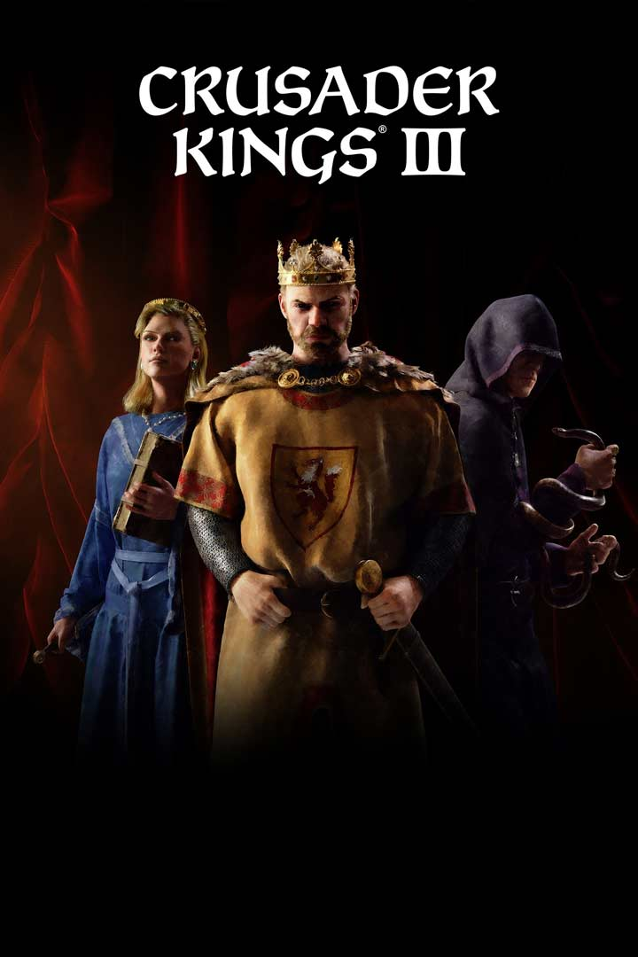 Crusader Kings III: Cover Screenshot