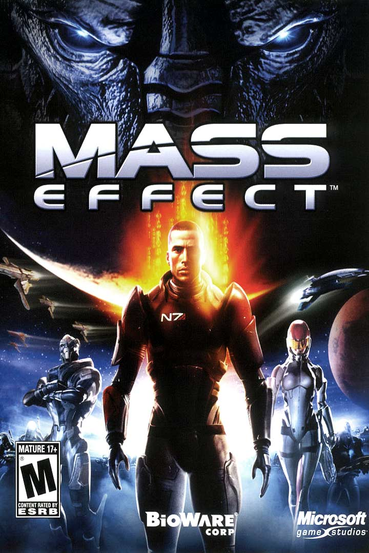 Mass Effect: Cover Screenshot