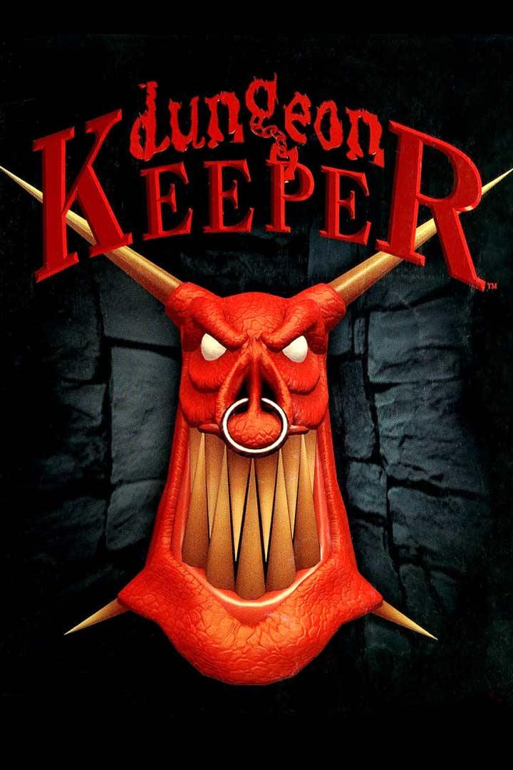 Dungeon Keeper: Cover Screenshot