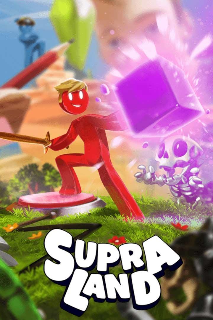 Supraland: Cover Screenshot