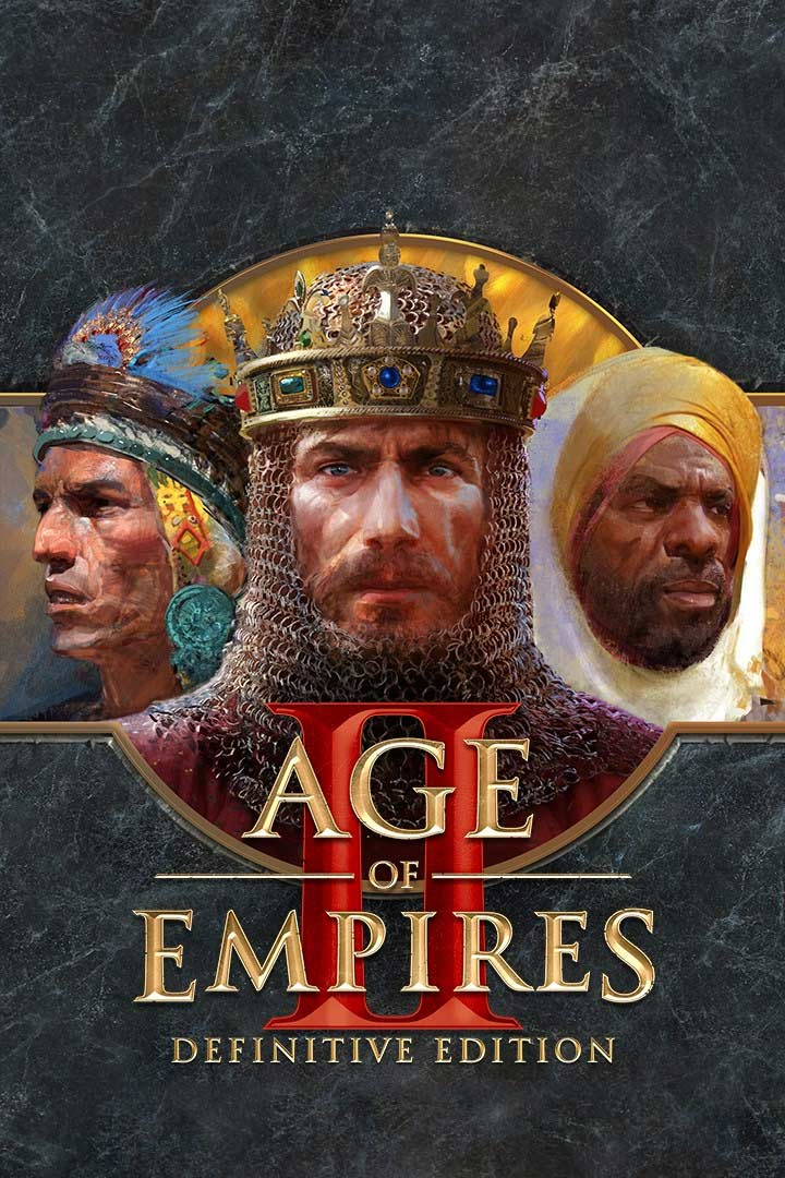 Age of Empires II: Definitive Edition: Cover Screenshot