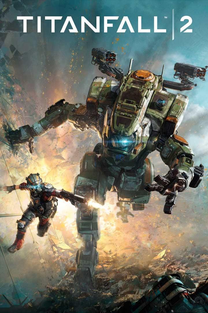 Titanfall 2: Cover Screenshot