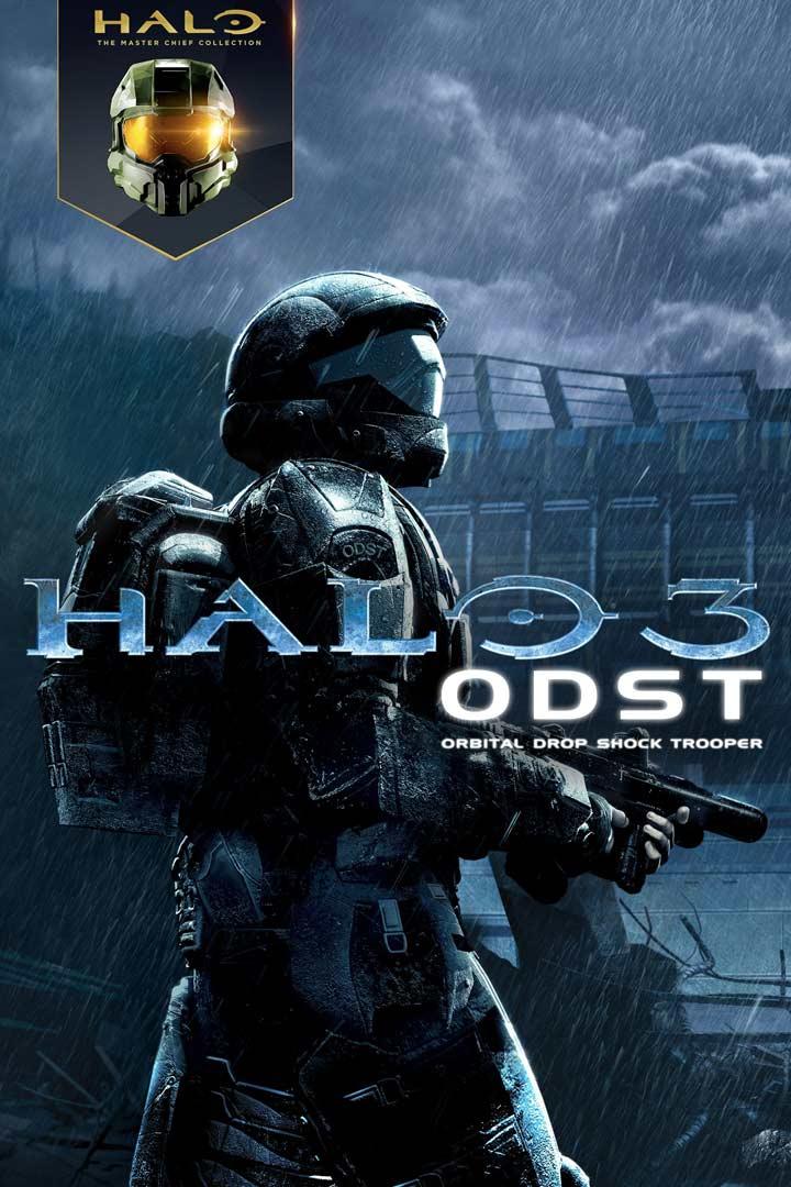 Halo 3: ODST: Cover Screenshot