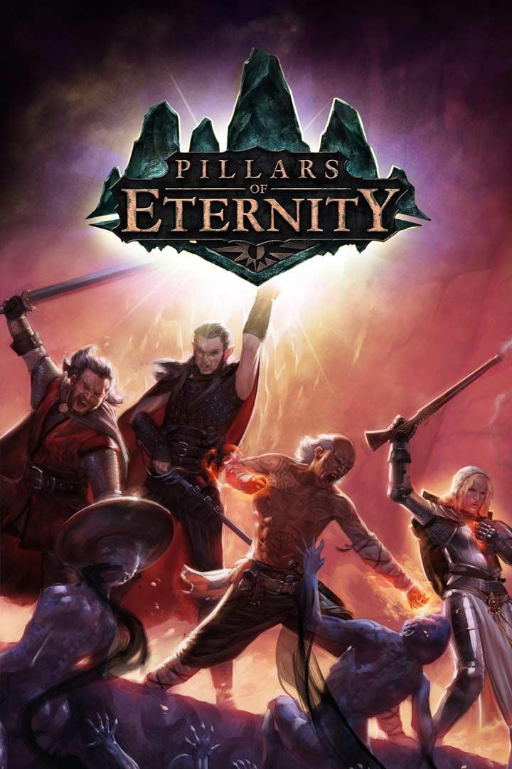 Pillars of Eternity: Hero Edition: Cover Screenshot