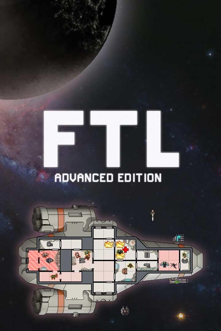 FTL: Faster Than Light: Cover Screenshot
