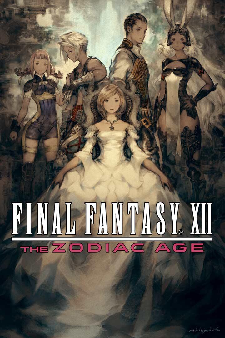 Final Fantasy XII The Zodiac Age: Cover Screenshot