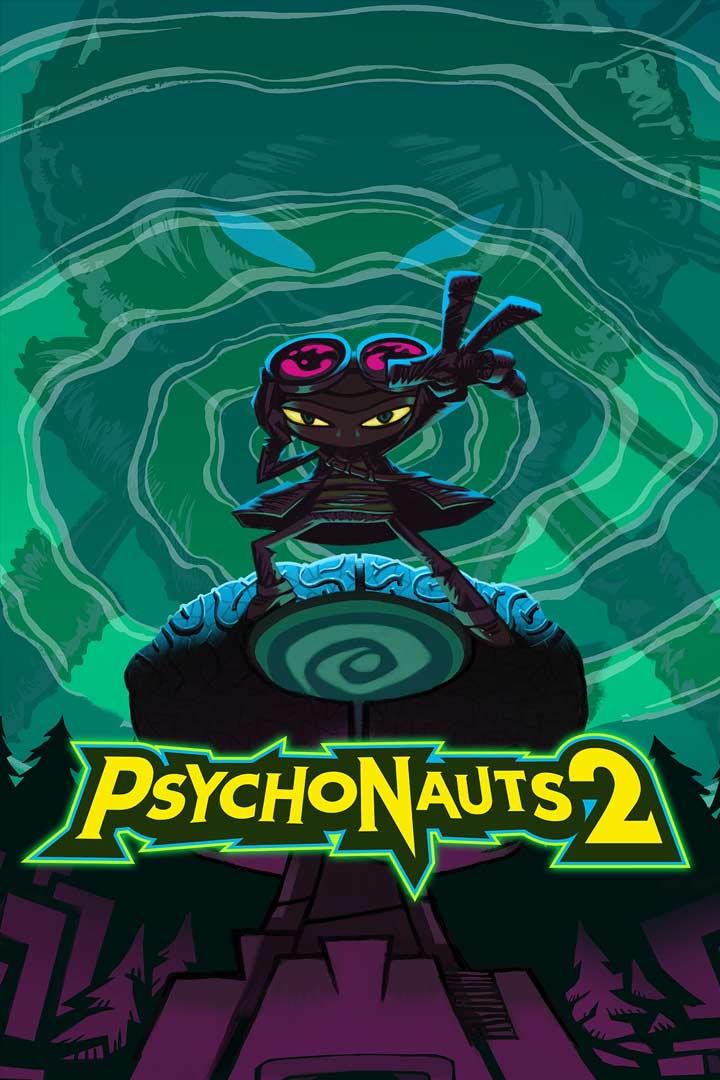 Psychonauts 2: Cover Screenshot