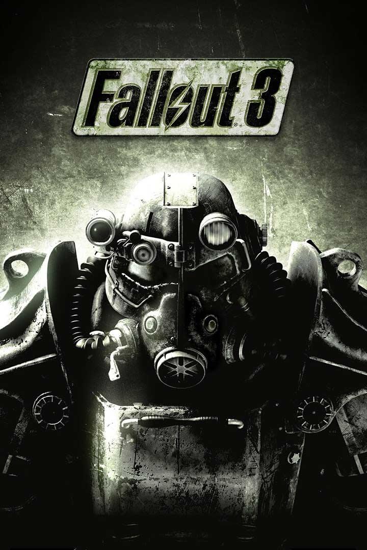 Fallout 3: Cover Screenshot