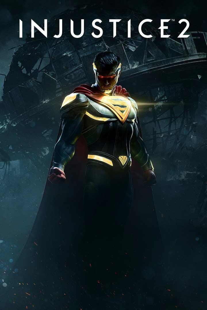 Injustice 2 - Standard Edition: Cover Screenshot