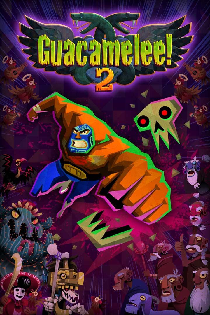Guacamelee! 2: Cover Screenshot
