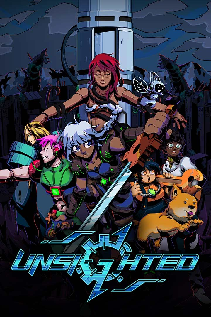 Unsighted: Cover Screenshot