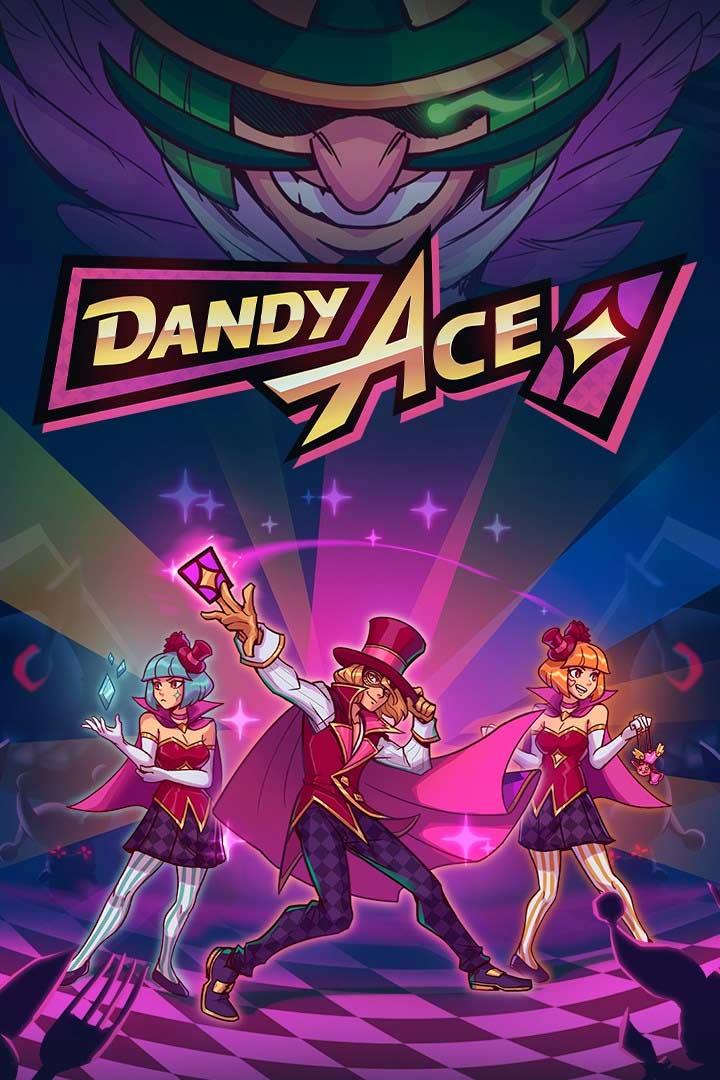 Dandy Ace: Cover Screenshot