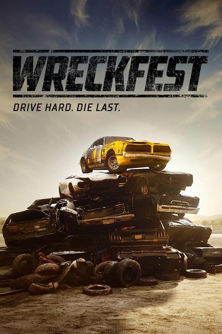Wreckfest: Cover Screenshot