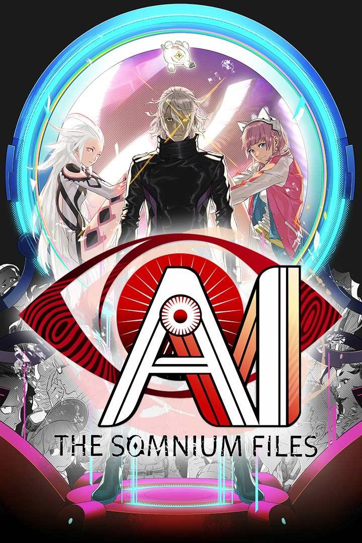AI: The Somnium Files: Cover Screenshot