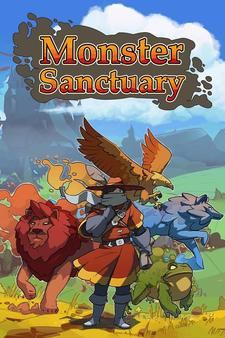 Monster Sanctuary: Cover Screenshot