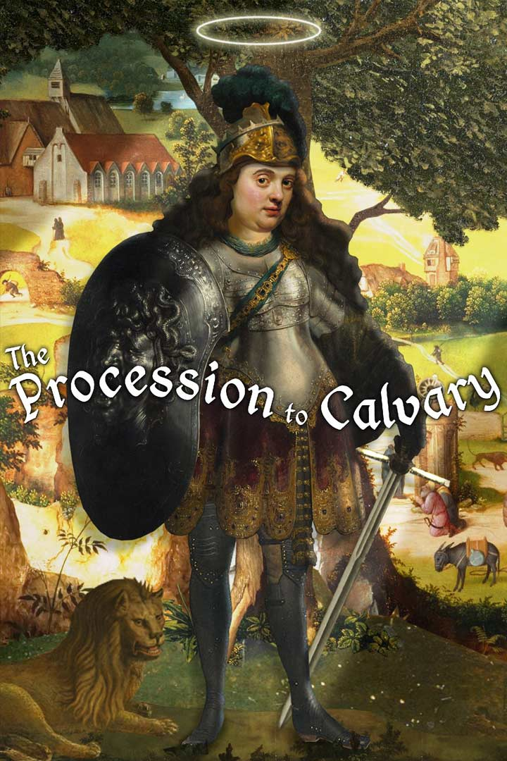The Procession to Calvary: Cover Screenshot