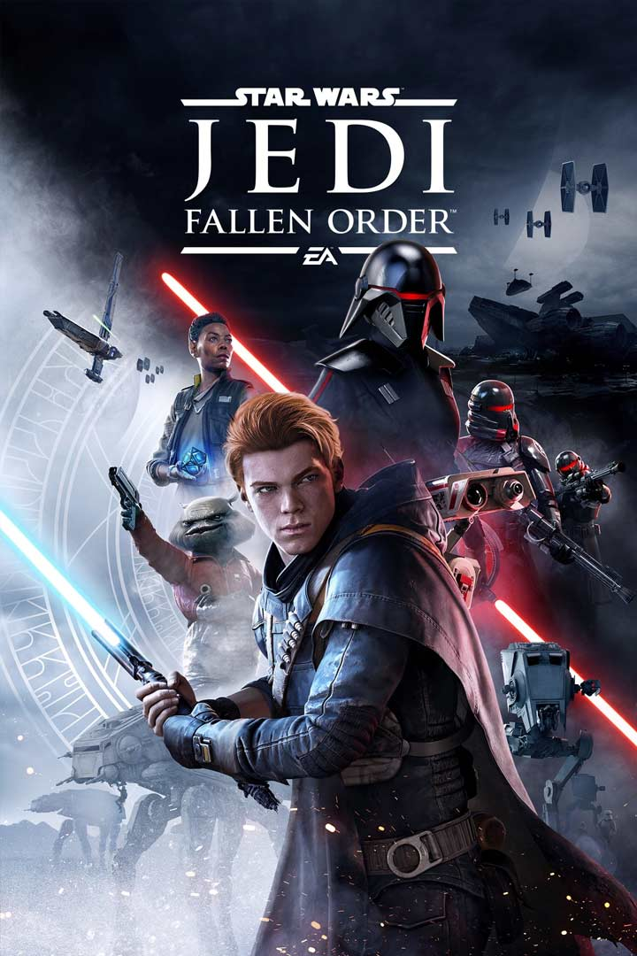 Star Wars: Jedi: Fallen Order: Cover Screenshot