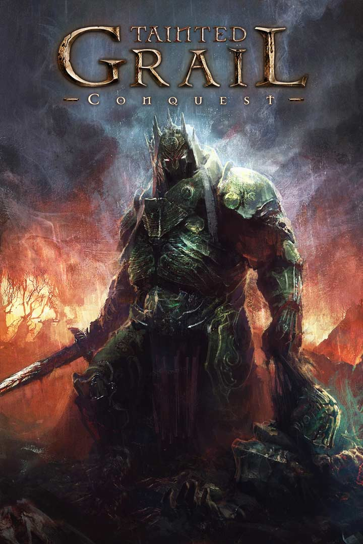Tainted Grail: Conquest: Cover Screenshot