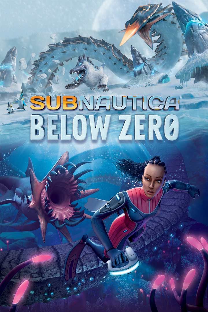 Subnautica: Below Zero: Cover Screenshot