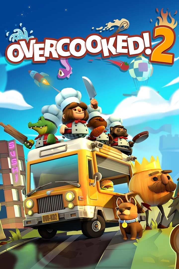 Overcooked 2: Cover Screenshot