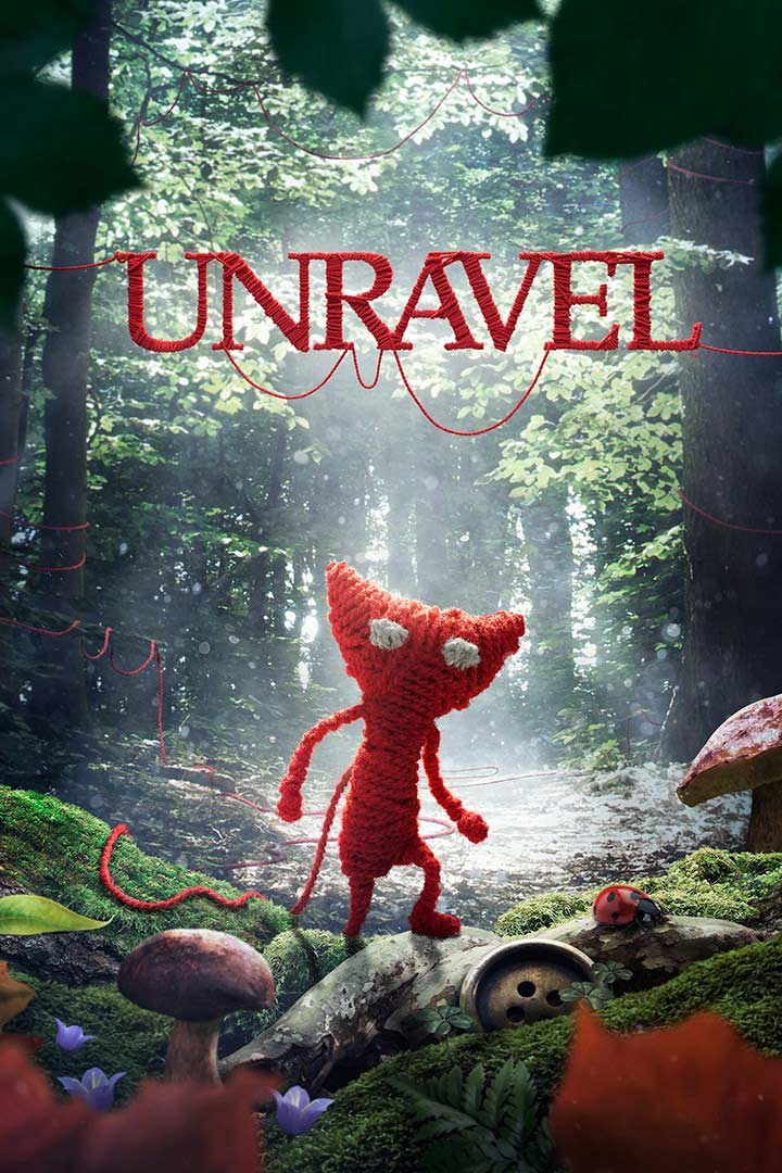 Unravel: Cover Screenshot