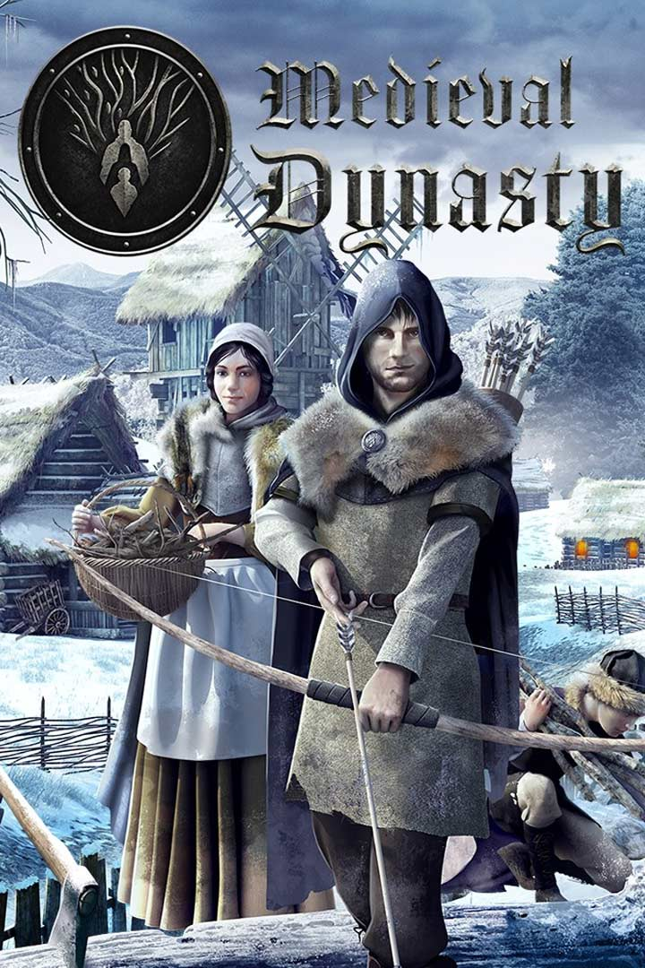 Medieval Dynasty: Cover Screenshot