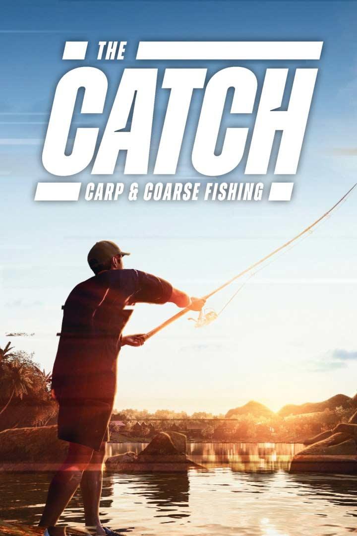 The Catch: Carp & Coarse Fishing: Cover Screenshot