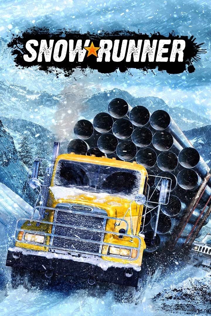 SnowRunner: Cover Screenshot