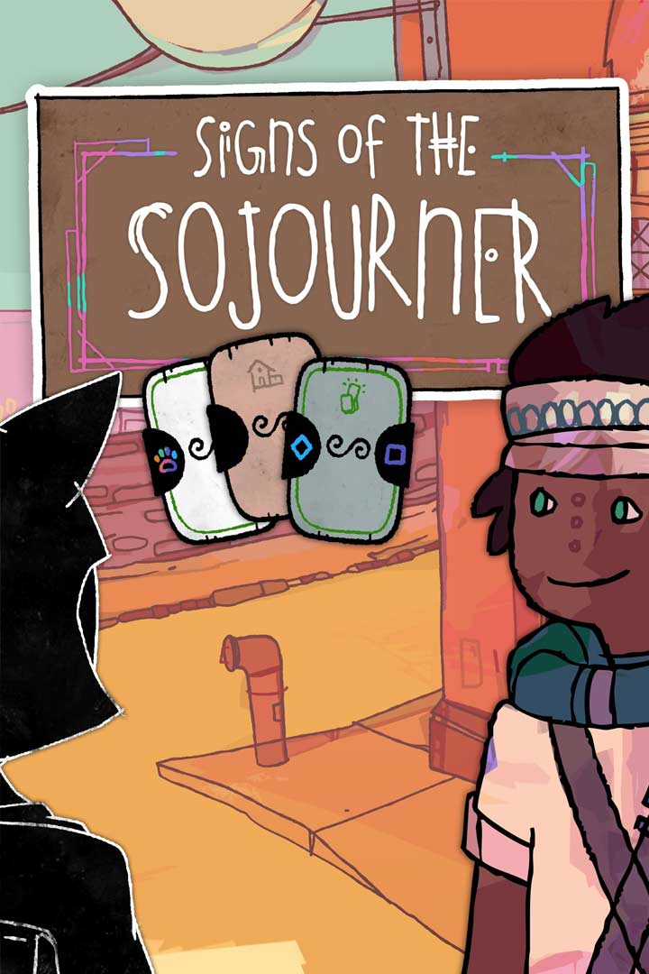 Signs of the Sojourner: Cover Screenshot