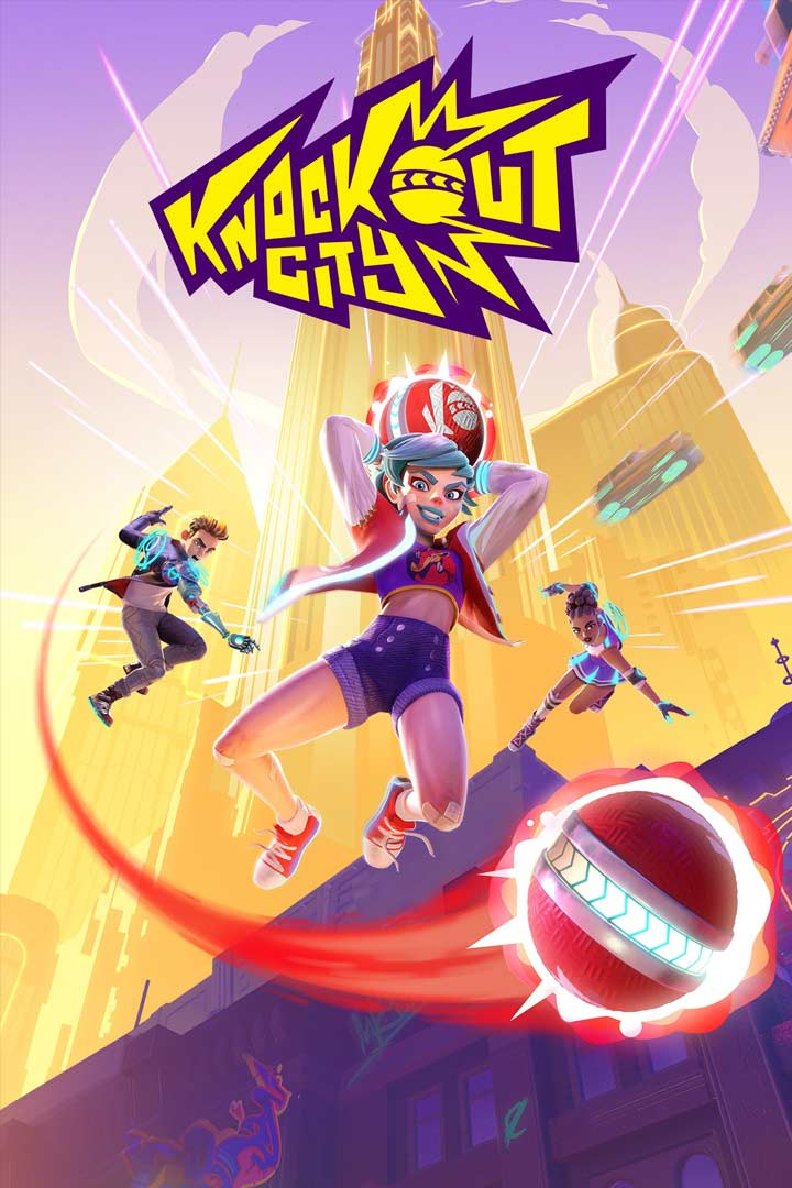 Knockout City: Cover Screenshot