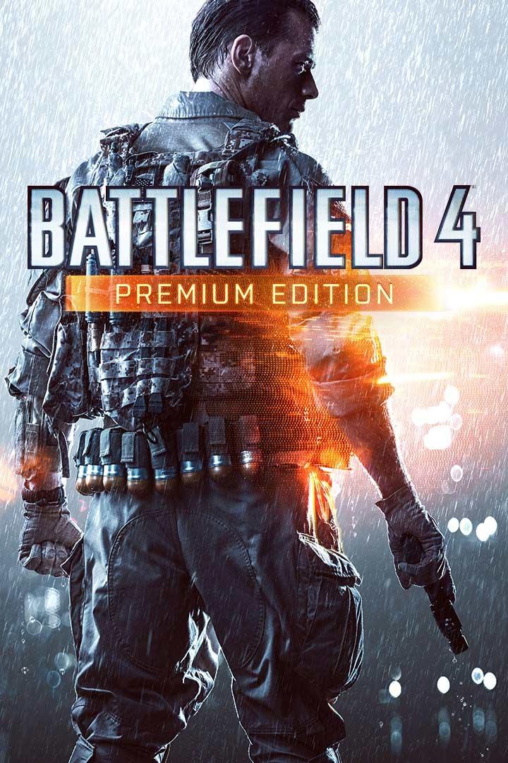 Battlefield 4: Cover Screenshot