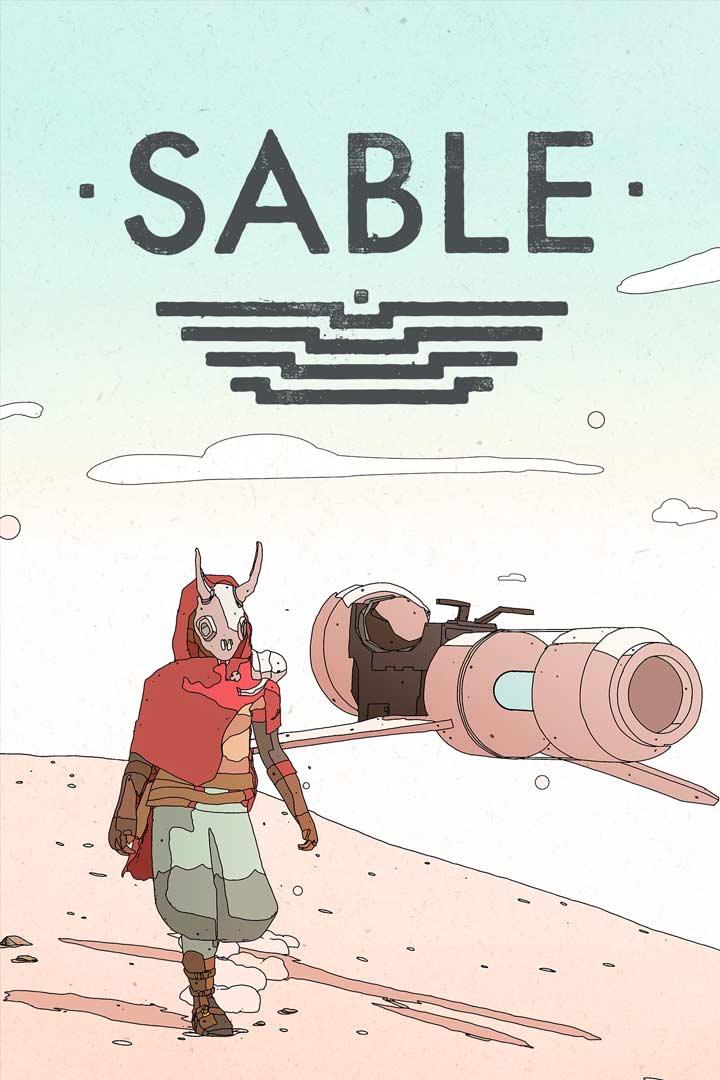 Sable: Cover Screenshot