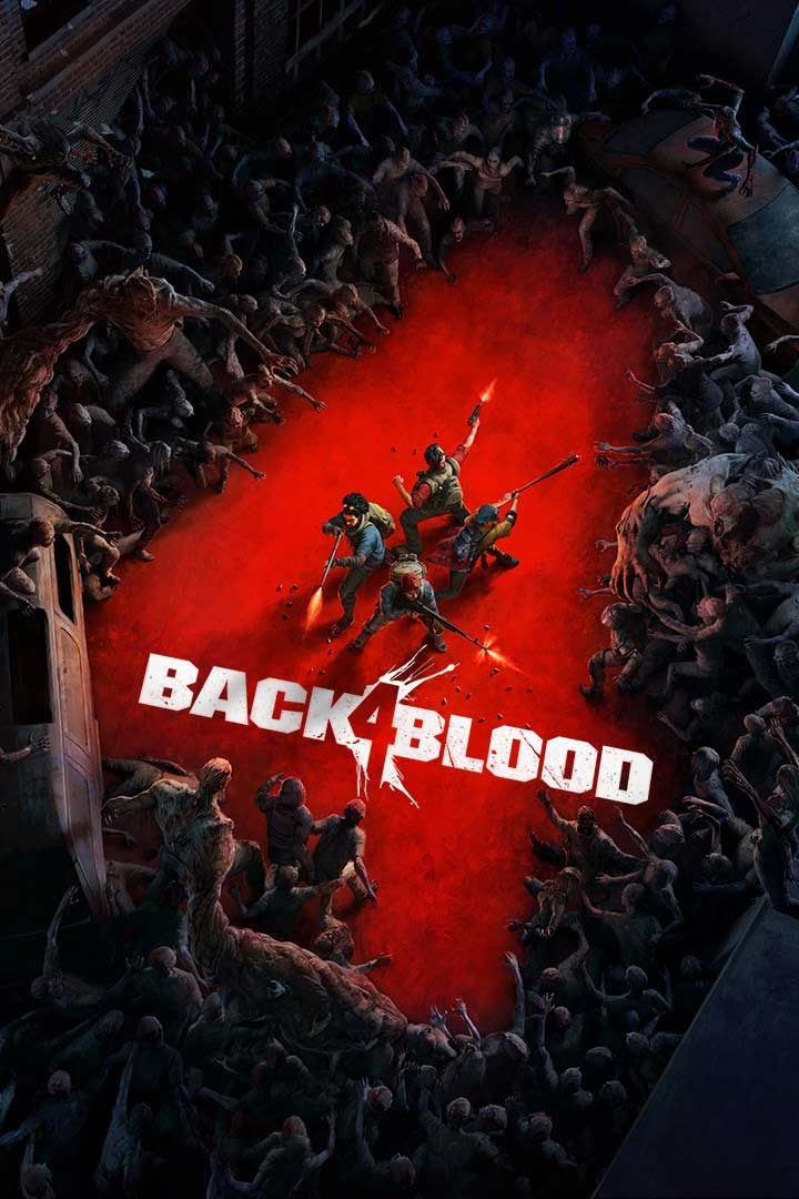 Back 4 Blood: Cover Screenshot