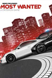 Need for Speed Most Wanted: Cover Screenshot