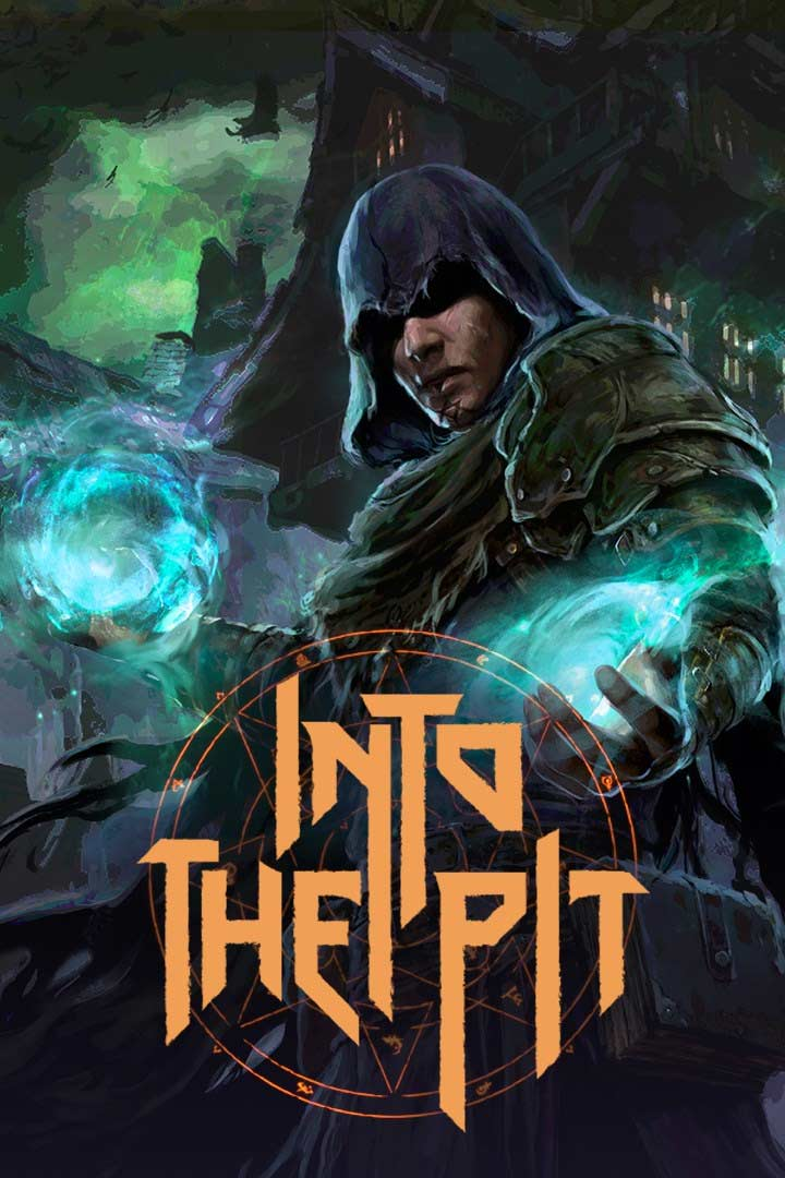 Into the Pit: Cover Screenshot