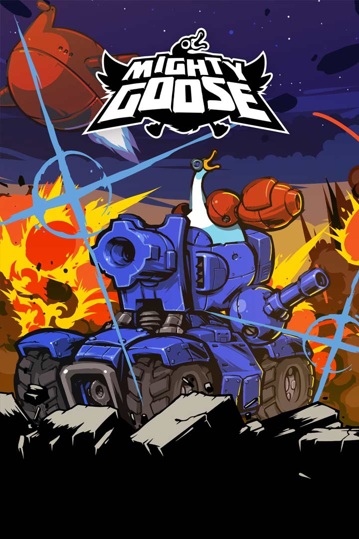 Mighty Goose: Cover Screenshot