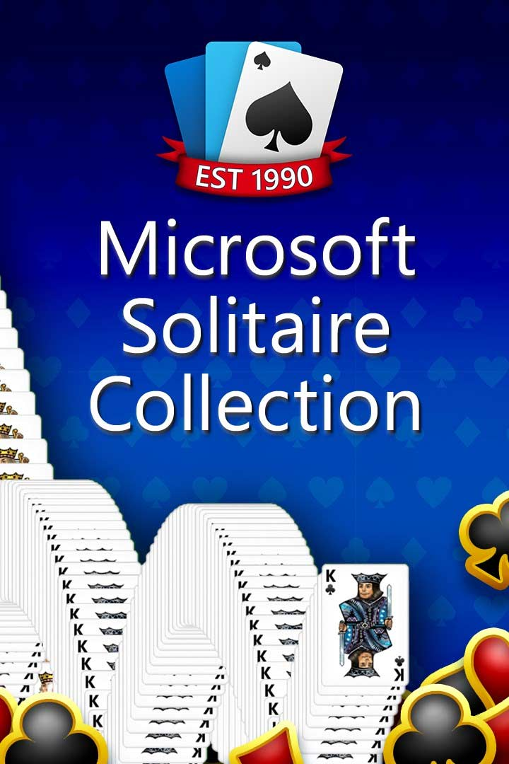 Microsoft Solitaire Collection: Cover Screenshot