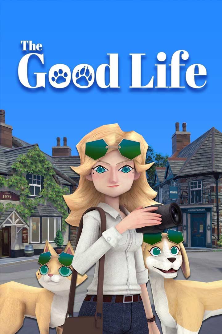 The Good Life: Cover Screenshot
