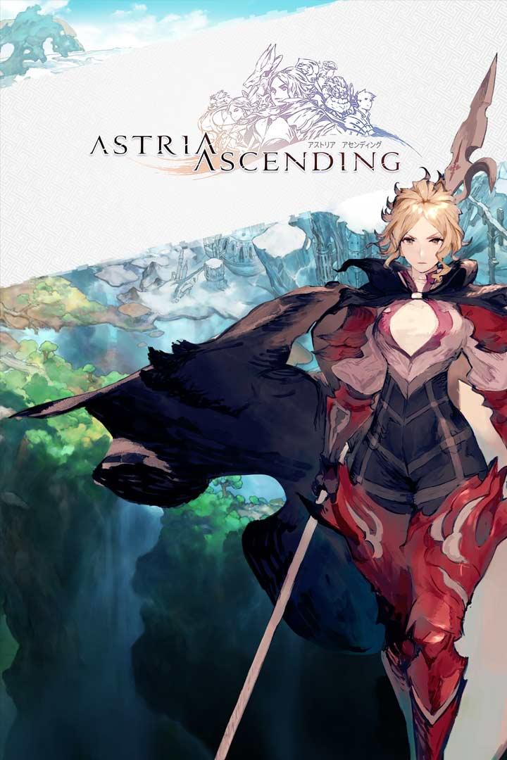 Astria Ascending: Cover Screenshot