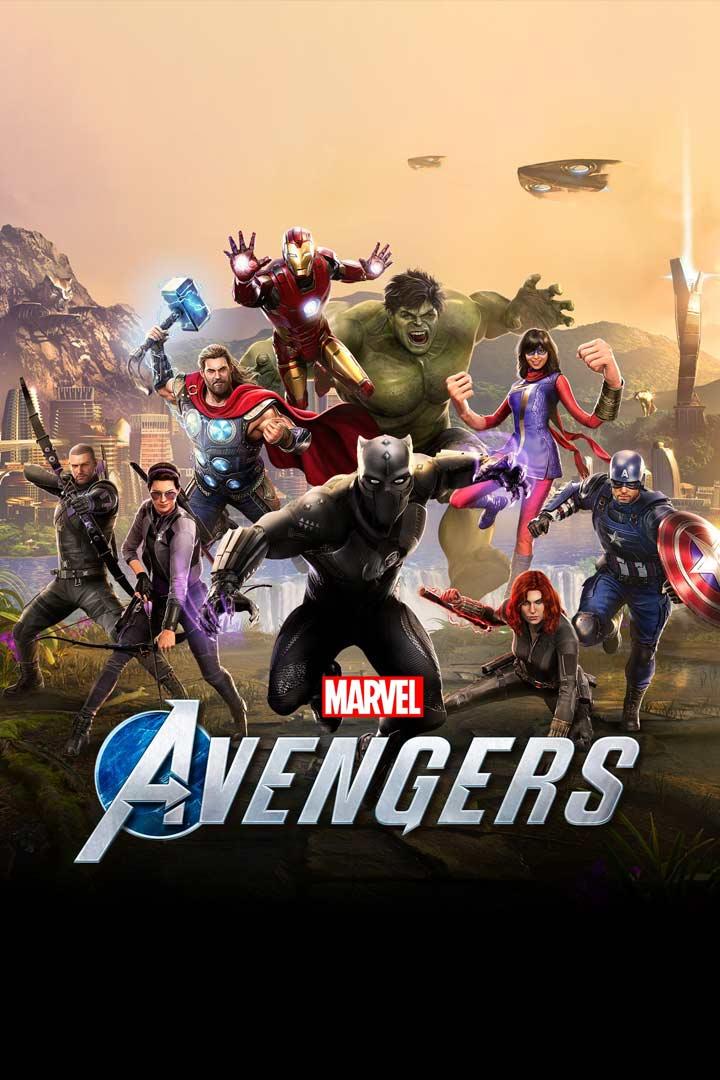 Marvel's Avengers: Cover Screenshot