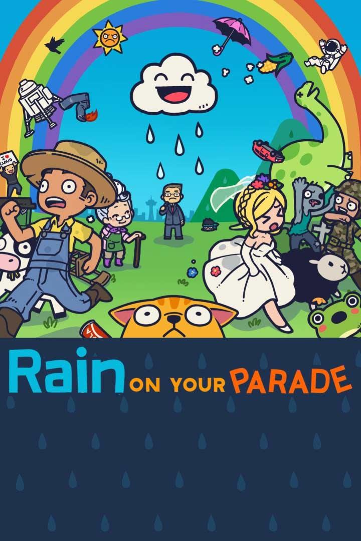 Rain on your Parade: Cover Screenshot