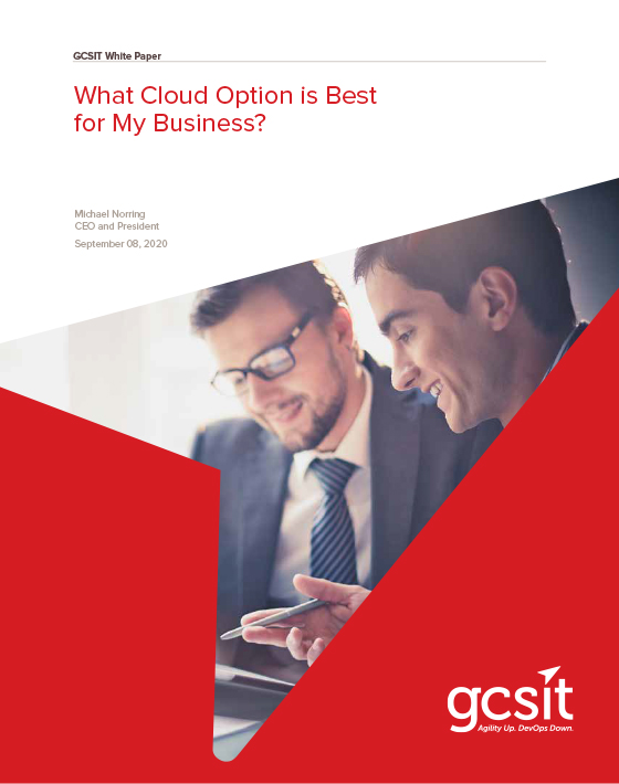 What Cloud Option is Best for My Business?
