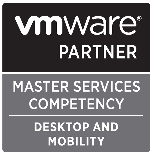 vmware partner badge master services competency destop and mobility