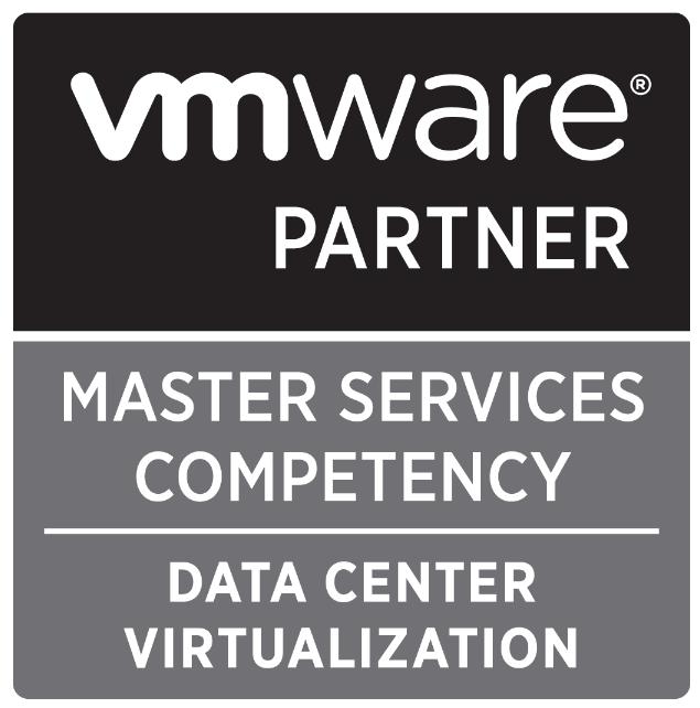 VMware parter - Master Services Competency - Data Center Virtualization