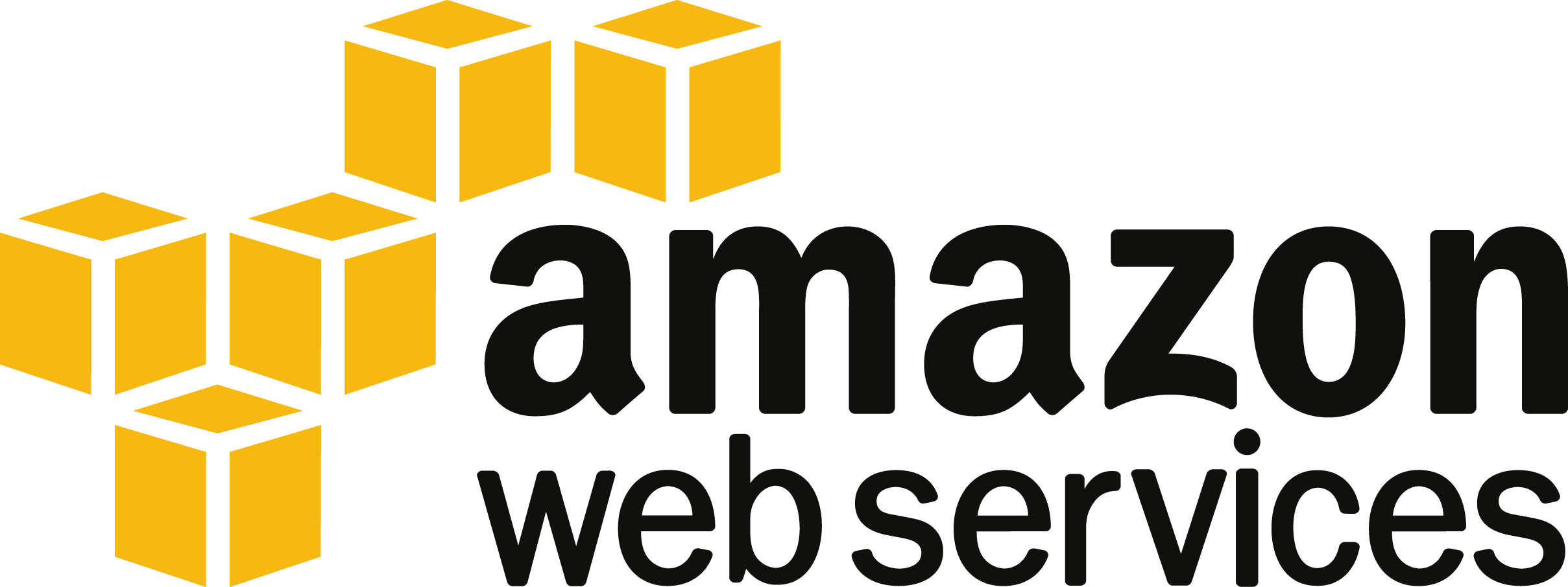 AWS web services badge