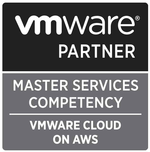 vmware partner badge master competency cloud on aws