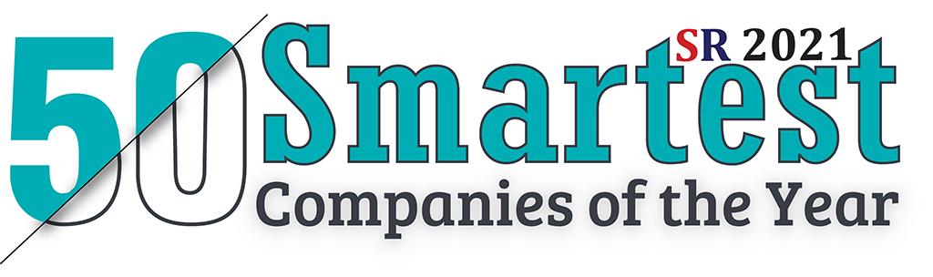 50 Smartest Companies Award